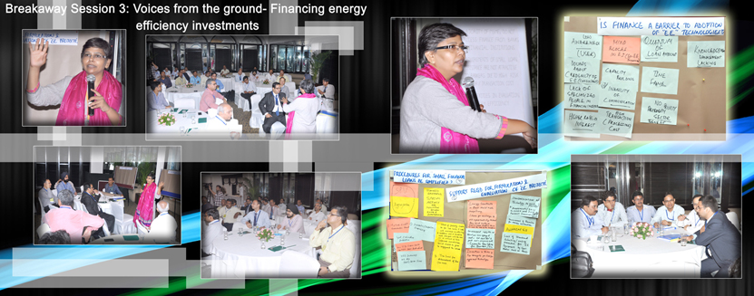 Voices from the gorund- Financing energy efficiency investmen